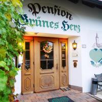 Hotelbilleder: Pension Grünes Herz, Tonndorf