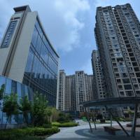 Fotografie hotelů: Xi'an Dragon House(Longshouyuan Metro Station), Si-an
