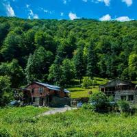 Hotellikuvia: Korsha Guesthouse, Roshka