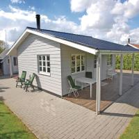 Hotel Pictures: Holiday Home Haderslev with a Fireplace 6, Diernæs
