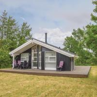 Fotografie hotelů: Two-Bedroom Holiday Home in Logstor, Løgsted