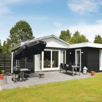 Hotellbilder: Three-Bedroom Holiday Home in Vaggerlose, Bøtø By