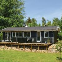 Fotos del hotel: Three-Bedroom Holiday home Ebeltoft with a Fireplace 07, Ebeltoft