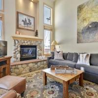 Hotellbilder: Cascades at EagleRidge- Hood #2, Steamboat Springs
