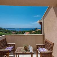 Hotellbilder: One-Bedroom Apartment Mlini with Sea View 07, Mlini