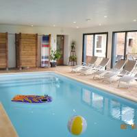 Hotel Pictures: Gîte d'Aulage, Saint-Martin-l'Hortier