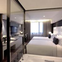 King or Twin Room with City View
