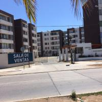 Hotelbilleder: Departamento Libertad, La Serena