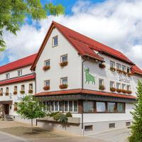 Hotel Pictures: Gasthof Hotel zum Ochsen, Berghülen
