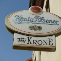 Hotelbilleder: Landgasthof & Hotel Krone, Ichtershausen