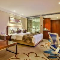 Hotellbilder: Qin Huang Yong An Hotel, Chengdu