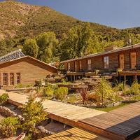 Фотографии отеля: Casa Maipo Lodge Spa, El Canelo