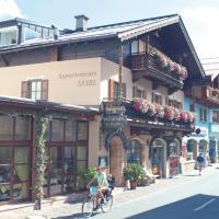 Zdjęcia hotelu: Appartement Seibl, Sankt Johann in Tirol