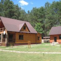 Hotellbilder: Khutor v Lesu, Kalenkovichi