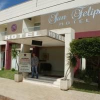 Hotel Pictures: San Felipe Hotel, Colinas do Tocantins