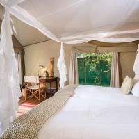 Hotellikuvia: Ongava Tented Camp, Okaukuejo