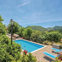 Four-Bedroom Holiday Home in Piobbico (PU)