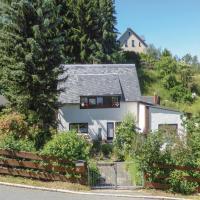 Hotelbilleder: Holiday Home Stützengrün/Hundshübel with Fireplace VIII, Hundshübel
