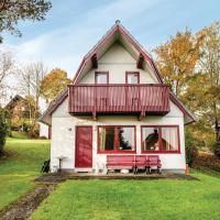Hotelbilleder: Three-Bedroom Holiday home Kirchheim/Hessen with a Fireplace 09, Kemmerode