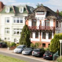 Фотографии отеля: Hotel Villa Caldera, Куксхафен