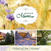 Hotelbilleder: Ferienhof Maierhof, Ködnitz
