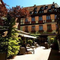 Hotel Pictures: Hostellerie Le Marechal, Colmar