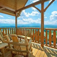 Hotelbilleder: A Glimpse of Heaven, Sevierville