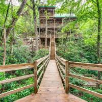酒店图片: Creek Song Cabin, 赛维尔维尔