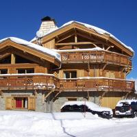 Foto Hotel: Odalys Chalet Levanna Occidentale, Les Deux Alpes