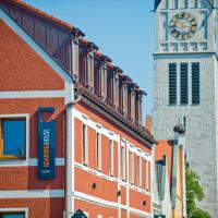 Hotelbilleder: greenpartment Boardinghouse Neustadt, Neustadt an der Donau