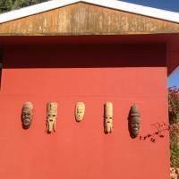 Hotellikuvia: Kamelruhe Guest House & Camping, Gochas