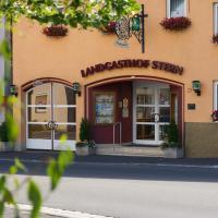 Hotelbilleder: Landgasthof Zum Stern, Hammelburg- Obererthal