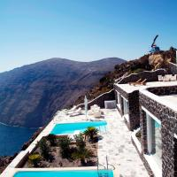 Executive Suite with Private Pool and Caldera View