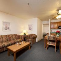 One-Bedroom Queen Suite with Sofa Bed