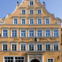 Hotelbilleder: Hotel Goldene Sonne, Landshut