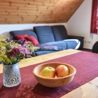 Hotelbilleder: Ferienwohnung Waldblick, Kleinsteinhausen