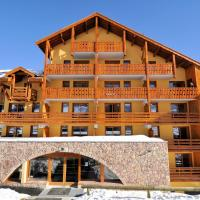 Hotel Pictures: Résidence MMV Antares, Risoul