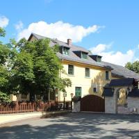 Hotelbilleder: Landhotel Zum Gruenen Baum, Taltitz