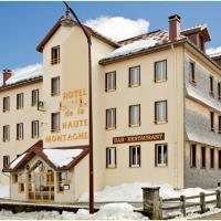 Hotel Pictures: Hotel de la Haute Montagne, Lajoux