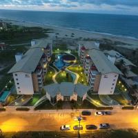 Фотографии отеля: Belíssimo apartamento na beira da praia, Акирас