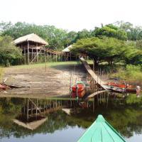 Hotel Pictures: Tariri Amazon Lodge, Iranduba