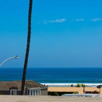 Fotografie hotelů: NB-211 - Rooftop Pier View Two-Bedroom Apartment, Newport Beach