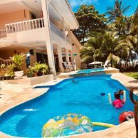 Hotel Pictures: Hotel Beachfront Vista Hermosa, Jacó