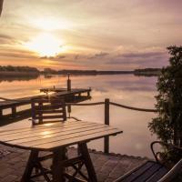 Hotelbilleder: Ferienhaus am Ruppiner See, Wustrau