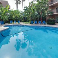 Hotellikuvia: Beachview Condominiums: Wicker Wanderer (#109), South Padre Island