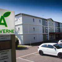 Hotel Pictures: Brit Hotel Essentiel Arverne - Clermont-Ferrand Sud, Aubière