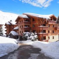 Hotel Pictures: Apartment Alpages de reberty 1, Les Menuires
