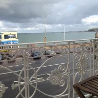Premier Double Room with Balcony and Sea View