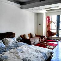 Hotellikuvia: Fan Xi Homestay Yi Hao Aparntment Branch, Changsha