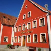 Hotelbilleder: Hotel-Gasthof Rotes Roß, Markt Einersheim